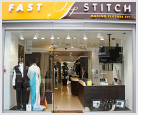 Fast Stitch Kingston Store