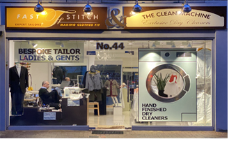 The Clean Machine Fast Stitch Kingston